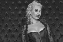 Kat Foxx Pinup Model (katfoxxpinupmodel) Tags: kat foxx katfoxx katfoxxpinup katfoxxpinupmodel pinup pinupgirl pinupmodel pinuphair vintagehair vintage retro rockabilly 50s 40s 1950s 1940s mermaid mermaidhair studio model photoshoot glamour corset underwear lingerie happy smile smiling laugh laughing fun fan fandance dance dancing burlesque burlesquedancer dancer showgirl pose posing noir blackandwhite bnw mono cheeky sultry moody night nightgown gown robe lace bed bedtime boudoir bedroom portrait