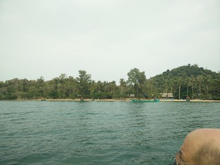 Cambodia - Rabbit Island