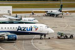 Azul Linhas Aéreas Brasileiras - Aeroporto Internacional de Belo Horizonte-Confins – Tancredo Neves (henriquesoares_) Tags: azul linhas aéreas brasileiras aeroporto internacional de belo horizonteconfins – tancredo neves cnf sbcf
