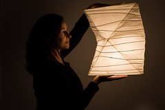 As we work to create light for others, we naturally light our own way... (~ cynthiak ~) Tags: 365 365days 3652017 2017 april april2017 selfportrait 120365 img7426 werehere hereios one1light onelight onelamp lamp