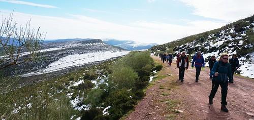 Senderismo Los Glaciares De Urbaneja Y Rumaceo