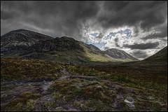 De ghnáth Albain (Lato-Pictures) Tags: scotland schottland highlands wetter weather outdoor berg mountain regen rain light licht landschaft