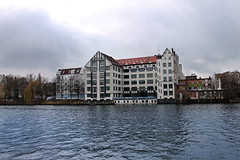 West side, from east (Milena Galizzi) Tags: architecture berlin school trip europe urban undergrond travel