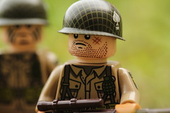 Airborne (lego slayer) Tags: weird war two america german nazi airborne 101st allie axis lego legos citizen brick brickarms