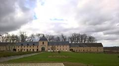 06. Abbaye de Mondaye (@bodil) Tags: france normandie calvados abbayedemondaye