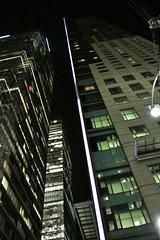 Trump Tower (Talon International Development, 57s, Zeidler Partnership Architects) (drum118) Tags: ontariophoto torontophoto urbantoronto nighttimephoto trumptower 57s zeidlerpartnershiparchitects taloninternationaldevelopment