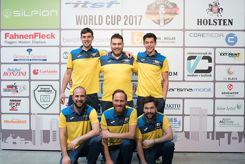 Team Romania Men D2