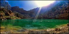 Wali Tangi Reservoir, Quetta, Balochistan (hammadjaved) Tags: wali tangi hammad javed maddy travel quetta balochistan grand canyons canon1100d panorama