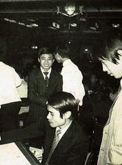 Hong Kong (~ Lone Wadi ~) Tags: china chinese asia asian hongkong lostphoto candid indoors retro 1960s unknown