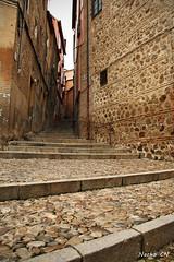 Casco antiguo de Toledo (photoschete.blogspot.com) Tags: canon 70d eos sigma toledo españa spain calle street empedrado paved cascoantiguo oldtown viajar travel