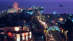 Another spectacular evening in Santa Monica at Shore Hotel. #shorehotel #santamonica #santamonicapier (stevefarzam1) Tags: shorehotel santamonica santamonicapier sunset night dining entertainment pacificpark pier piersign thelobster nightlife restaurant