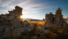 The Gateway (Björn Burton Photography) Tags: monolake monocounty easternsierras california sunset landscape tufa sunburst bjornburtonphotography