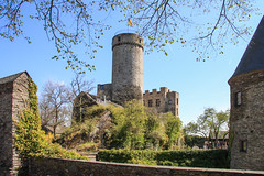 Burg Pyrmont (oblakkurt) Tags: burgen pyrmont