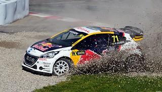 Peugeot 208 / Kevin HANSEN / SWE / Team Peugeot-Hansen