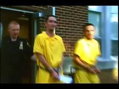My_film30 (georgviii4) Tags: arrest jail handcuff uniform inmate