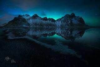 Nuit magique islandaise