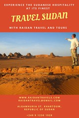 Travel Sudan (alyssaosment) Tags: tour operators sudan travel