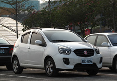 tobe W'car (rvandermaar) Tags: tobe wcar geely panda cross tobewcar geelypanda gleagle taiwan