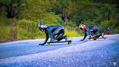 Downhill Skateboards (Totem REC - CLICK) Tags: adult asphalt countryside couple day downhill enjoying extreme female flare friends full fun happiness highway hill leisure length lifestyle light longboard longboarding male man modern nature outdoors outside people real riding road rural skateboard skateboarder skateboarding skater skating speed sport sporty street stunts summer sun teenagers two woman young youth