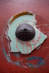 Intra Larue 930 (intra.larue) Tags: intra urbain urban art moulage sein pecho moulding breast seno brust formen téton street arte urbano pit paris france boob urbana peto tetta montmartre