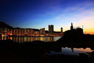 鯉魚門燈塔   Lei Yue Mun lighthouse
