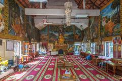 Wat Sopanaram Phra Wihan Interior (DTHCM1244) วัดโสภณาราม ด้านใน พระวิหาร