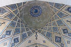 Hafez Tomb ceiling (Wild Chroma) Tags: hafez tomb ceiling mosaic persia shiraz iran