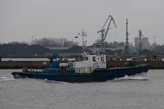DSC_5093 (sauliusjulius) Tags: lvlpx liepaja latvia port libau karosta libava pilot4 pilot vessel liepāja mmsi 275038000 call sign yl2475