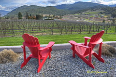 "Wish You Were Here (joeinpenticton Thank you 1.3 Million + views) Tags: view vineyard glass wine okanagan summer joeinpenticton joe jose garcia summerlad bc british columbia nine yard okanogan spring winery ""bottle neck drive"" bottle drive orchard farm spray spraying tree trees crop stream train kettle valley kvr railroad rail road ""the spirit summerland"" cpr canadian pacific way ""thornhaven estate winery"" thornhaven wnery hawthore "" steam adirondack red chair chairs hdr three exposure 3 handheld hand held"