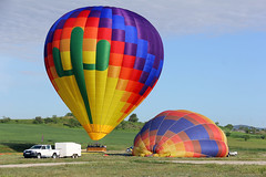 AERODROMO DE IGUALADA-ODENA. LEIG. (Josep Ollé) Tags: globos balloon ultramagic igualada leig aeródromo airfield aviación pruebas aviation fotos spotting spotters aeronáutica fotografía photography fotógrafos