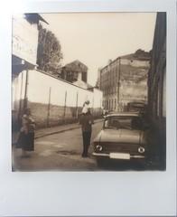 Retirees I (o_stap) Tags: streetphotography streetphoto street blackandwhite bw film600 polaroid600 ishootfilm filmisnotdead impossibleproject believeinfilm instant analog roidweek polaroid polaroidweek bw600