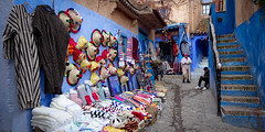 Colourful roadside market - Chefchaouen (Swaranjeet) Tags: chefchaouen morocco northafrica africa january2017