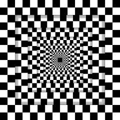 (chrisinplymouth) Tags: square digitalart monochrome black white pattern design cw69x art symmetry geometric cw69syn