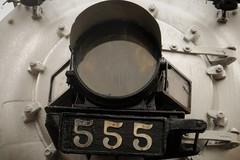 IMG_6689 (joyannmadd) Tags: galvestonrailroadmuseum texas trains railroad tracks traindpot museum historic cars engines memorobilia old sculptures silver diningcar menu plates wheels
