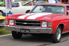 1971 CHEVROLET CHEVELLE COUPE (bri77uk) Tags: norwell queensland rustandchrome classiccars showandshine show shine