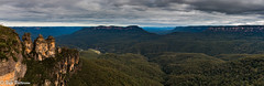 Three Sisters Blue Mountains (Nate_Patterson) Tags: nsw landscape threesisters bluemountains echopoint