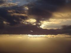 DSC01283 (Saf37y) Tags: gamriebay gardenstown mhorhead morayfirth sunset seashore sea coast clouds stormy day endoftheday seagull seaside