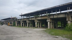 abandoned rail station (LunchboxLarry) Tags: kentucky louisville trail rail station abandoned