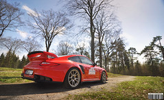 GT2RS (Willem Rodenburg) Tags: wood red sport lens big woods nikon shoot photoshoot angle awesome 911 wide picture fast wideangle porsche huge lovely sick rs supercar gt2 willem carrera 1224 spoiler 997 tuned renn nurburg d90 cs6 rodenburg gt2rs