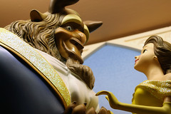 Shall I have this dance? (MrDizneyKing) Tags: street our vacation beauty dinner restaurant epcot dancing florida disneyland magic kingdom disney disneyworld hollywood be belle beast guest studios walt fantasyland mrdizneyking