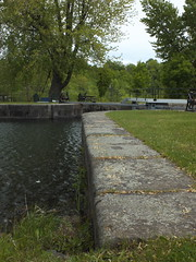 Upper Brewers Mills (cjh44) Tags: ontario stone lock kingston x20 rideaucanal frontenaccounty