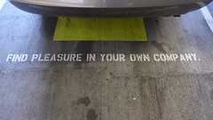 Fortune cookie car park (Erik Hartberg) Tags: sanfrancisco california usa america us unitedstates unitedstatesofamerica carpark