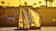 Going my way? (Konabish ~ Greg Bishop) Tags: sailboat sailing alamitosbay