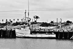 Bait Boat (Lenny Lloyd da Silva) Tags: boats harbor fishing fisherman pacific ships working pacificocean socal commercial fishingboats oceanview sanpedro workingboats seiners purseseiners commercialfishingboats coastlineboats