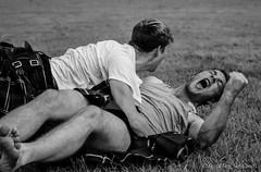 That wasn't painful was it ? (FotoFling Scotland) Tags: scotland wrestling argyll event lochlomond highlandgames luss ryandolan frazerhirsch lusshighlandgames