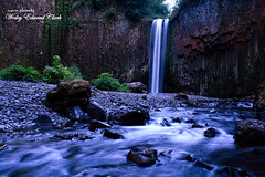 087.5jpg (Photos by Wesley Edward Clark) Tags: oregon waterfalls molalla scottsmills abiquacreek abiquafalls crookedfingerrd
