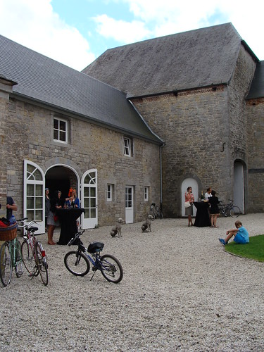 """La Savoureuse"", vintage bike tour in Ciney"