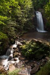 Cascades de Murel - Murel waterfalls #2 (_Jrme_) Tags: water river pose landscape waterfall nikon eau rivire paysage cascade fort jrme murel longue d90 poselongue 18200vrfr