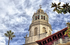 HSS - Tower edition (Wes Iversen) Tags: california day cloudy towers sansimeon hearstcastle hss nikkor18300mm sliderssunday