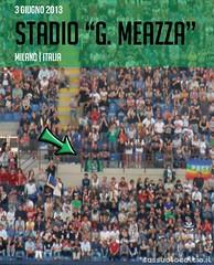 Concerto Bruce Springsteen - Milano (U.S. Sassuolo Calcio) Tags: milano contest concerto sansiro brucespringsteen springsteen calcio tifosi sassuolo ovunque stadiomeazza neroverdi neroverde forzasasol sassuolocalcio